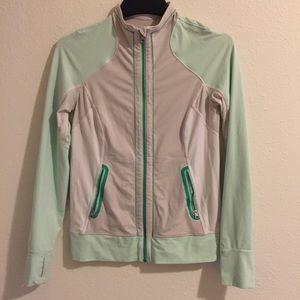 Women's Lululemon zip up jacket... size 8